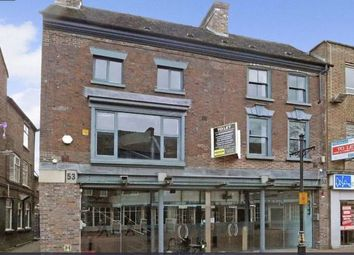 Thumbnail Restaurant/cafe for sale in 53 Ironmarket, Newcastle-Under-Lyme, Staffordshire