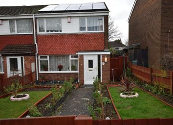 Thumbnail 3 bed terraced house for sale in Tantallon Drive, Bartley Green