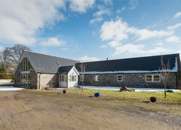 Thumbnail 5 bed detached house for sale in Keig, Alford, Aberdeenshire