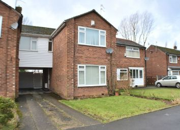 Thumbnail 3 bedroom semi-detached house for sale in Lugano Road, Bramhall, Stockport