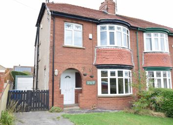 Thumbnail 3 bed semi-detached house to rent in Filey Road, Scarborough, North Yorkshire