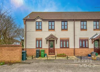 Thumbnail 1 bed maisonette for sale in Constance Close, Witham
