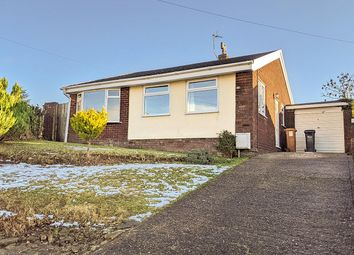 4 bed detached bungalow for sale in Hill View, Bryn Y Baal, Mold, Flintshire CH7