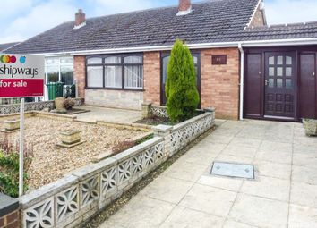 Thumbnail 2 bedroom semi-detached bungalow for sale in Silverthorne Avenue, Tipton