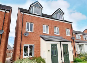 Thumbnail 3 bed semi-detached house for sale in Greenheath Road, Hednesford, Cannock
