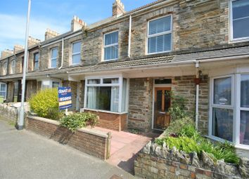 Thumbnail 2 bed terraced house for sale in Jubilee Street, Newquay
