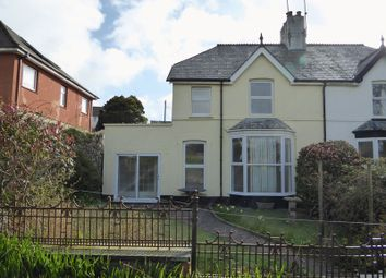 Thumbnail 4 bed semi-detached house for sale in Trefrew Road, Camelford