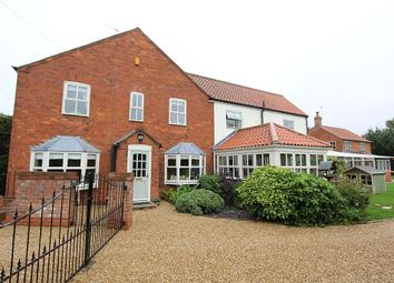 Thumbnail 5 bedroom property for sale in Boston Road, Heckington, Sleaford, Lincolnshire