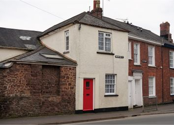 Thumbnail 2 bed terraced house for sale in Newport Street, Tiverton