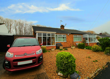 Thumbnail 2 bed semi-detached bungalow for sale in Llys Charles, Abergele, Clwyd