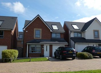 Thumbnail 3 bed detached house to rent in Byrewood Walk, Newcastle Upon Tyne