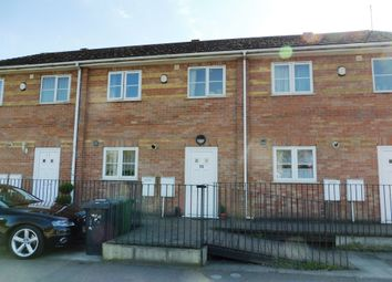 Thumbnail 3 bed terraced house for sale in St. Augustines Walk, Wharf Road, Peterborough