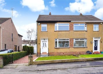 Thumbnail 3 bed semi-detached house for sale in Strathendrick Drive, Muirend, Glasgow