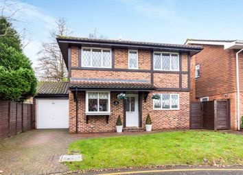 Thumbnail 4 bed detached house to rent in Woodhurst Lane, Wokingham