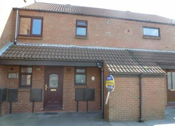 Thumbnail 1 bed maisonette to rent in The Cloisters, Wood Street, Earl Shilton, Leicester