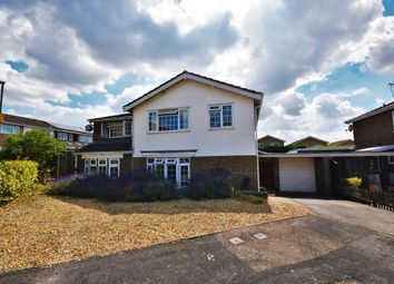Thumbnail 5 bed detached house for sale in Kempshott, Basingstoke