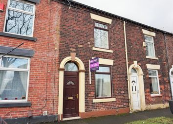 Thumbnail 2 bed terraced house for sale in Quail Street, Oldham