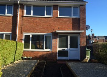 Thumbnail 3 bed end terrace house to rent in Princes Street North, St Thomas, Exeter