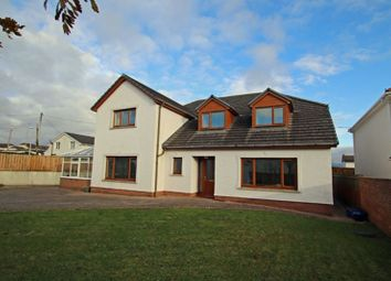 Thumbnail 5 bed detached house for sale in Maes Brynglas, Peniel, Carmarthen