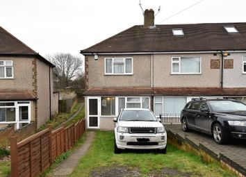 Thumbnail 3 bedroom end terrace house for sale in Ashen Drive, West Dartford, Kent