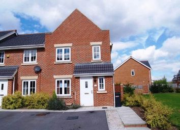Thumbnail 3 bed end terrace house to rent in Buttermere Close, Melton Mowbray