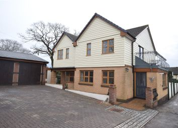 Thumbnail 4 bed detached house for sale in Hatchmoor Road, Torrington