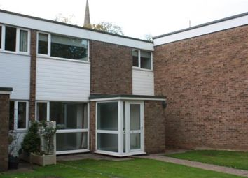 Thumbnail 3 bed terraced house to rent in Clare Court, St. Ives, Huntingdon