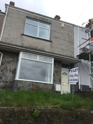 Thumbnail 1 bedroom terraced house to rent in Malvern Terrace, Brynmill, Swansea