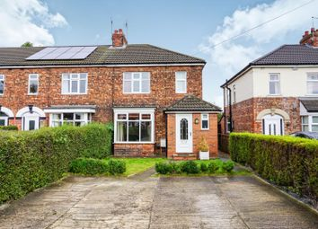 Thumbnail 3 bed end terrace house for sale in Blackburn Avenue, Brough