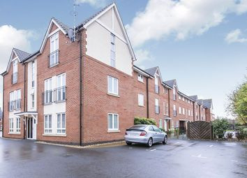 Thumbnail 2 bed flat for sale in Richmond House Richmond Gate, Hinckley