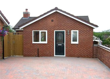 Thumbnail 1 bedroom detached bungalow for sale in Edale Close, Allestree, Derby