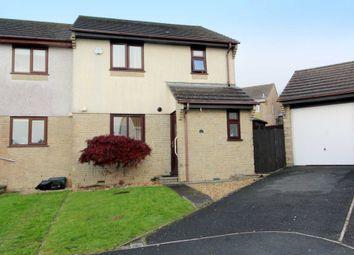 Thumbnail 3 bed semi-detached house for sale in Kilmar Road, Liskeard