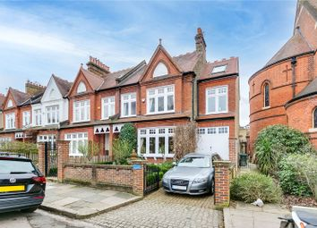 Thumbnail 5 bed end terrace house for sale in Elm Bank Gardens, Barnes, London
