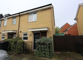 Thumbnail 2 bedroom end terrace house for sale in Havergate Way, Reading, Berkshire