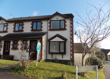 Thumbnail 3 bed semi-detached house for sale in Jubilee Meadow, St. Austell, Cornwall