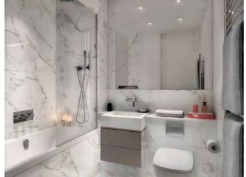 Thumbnail 2 bed flat for sale in The Atelier, Sinclair Road, Hammersmith, London