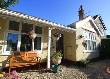 Thumbnail 2 bed bungalow to rent in Chapel Road, West Bergholt, Essex