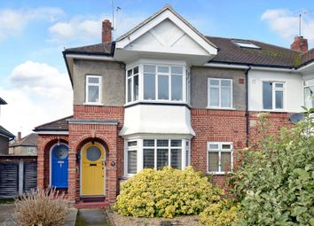 Thumbnail 2 bed maisonette for sale in Speer Road, Thames Ditton
