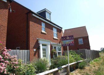 Thumbnail 4 bed detached house for sale in Corncockle Close, Melksham