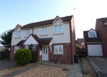 Thumbnail 3 bed semi-detached house to rent in Helvellyn Rise, Carlisle, Cumbria