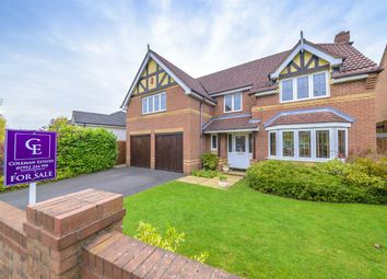 Thumbnail 5 bed detached house for sale in Collett Way, Priorslee, Telford, Shropshire