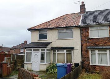 Thumbnail 2 bed end terrace house for sale in Stalisfield Place, West Derby, Liverpool