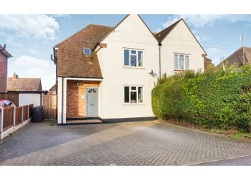 Thumbnail 3 bed semi-detached house for sale in John English Avenue, Braintree
