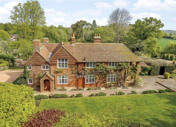 Thumbnail 5 bed detached house for sale in Thackhams Lane, Hartley Wintney, Hook, Hampshire
