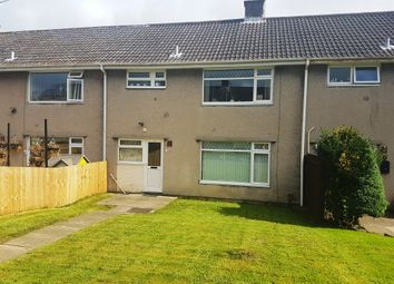 Thumbnail 3 bed terraced house for sale in Trecinon Road, Rumney, Cardiff