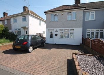 Thumbnail 3 bed end terrace house for sale in Slade Gardens, Erith