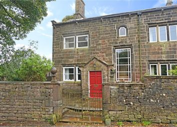 Thumbnail 3 bed semi-detached house for sale in Lane Head, Heptonstall, Hebden Bridge