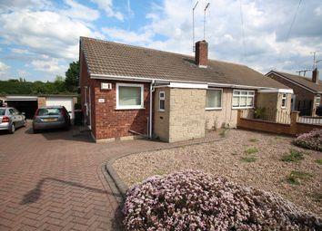 Thumbnail 2 bedroom semi-detached bungalow for sale in Muirfield Avenue, Swinton, Mexborough