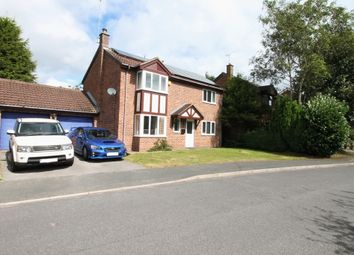 Thumbnail 4 bed detached house for sale in The Heyes, Ravenshead, Nottingham