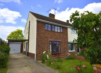 Thumbnail 3 bed semi-detached house for sale in Hoo Common, Chattenden, Rochester